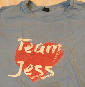 Gilmore Girls Team Jess Shirt